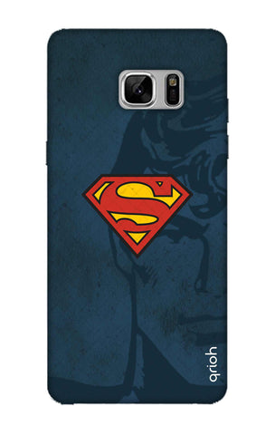 Wild Blue Superman Samsung Note 8 Cases & Covers Online
