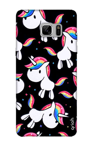 Colourful Unicorn Samsung Note 8 Cases & Covers Online