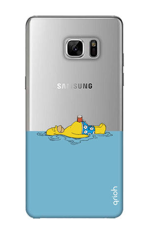 Simpson Chill Samsung Note 8 Cases & Covers Online