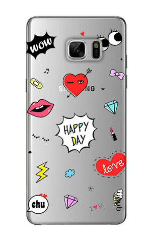 Doodle Samsung Note 8 Cases & Covers Online