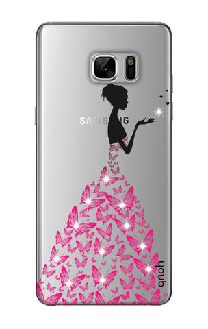 Princess Case With Heart Samsung Note 8 Cases & Covers Online