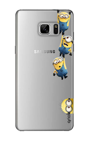 Falling Minions Samsung Note 8 Cases & Covers Online