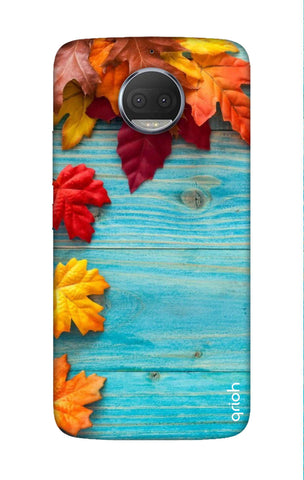 Fall Into Autumn Motorola Moto G5S Cases & Covers Online