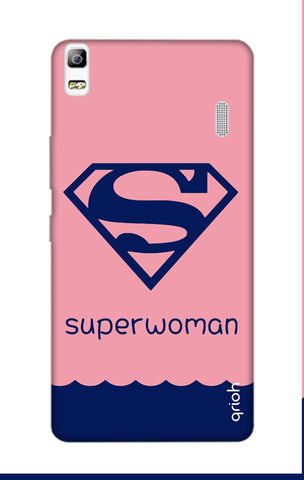 Be a Superwoman Lenovo A7000 Cases & Covers Online