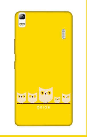 Owl Family Lenovo A7000 Cases & Covers Online