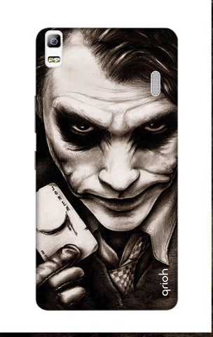 Why So Serious Lenovo A7000 Cases & Covers Online