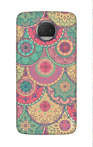 Colorful Mandala Motorola Moto G5S Plus Cases & Covers Online