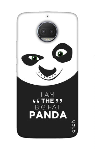 Big Fat Panda Motorola Moto G5S Plus Cases & Covers Online