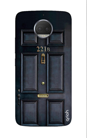 Baker Street Door Motorola Moto G5S Plus Cases & Covers Online