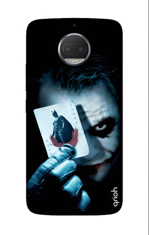 Joker Hunt Motorola Moto G5S Plus Cases & Covers Online