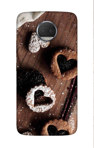 Heart Cookies Motorola Moto G5S Plus Cases & Covers Online