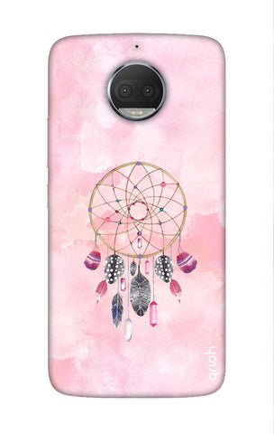 Pink Dreamcatcher Motorola Moto G5S Plus Cases & Covers Online