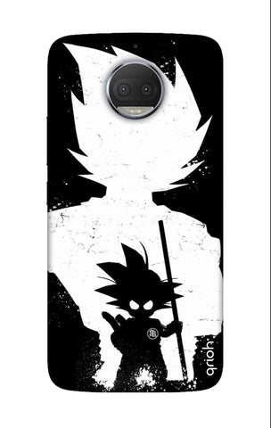 Goku Unleashed Motorola Moto G5S Plus Cases & Covers Online