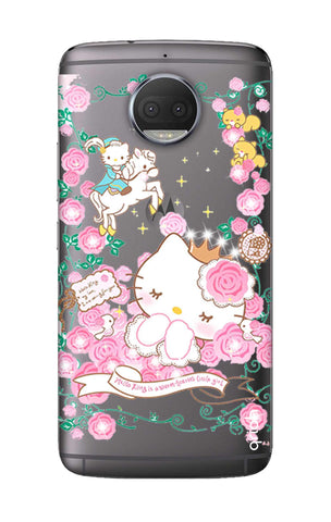 Sleepy Kitty Motorola Moto G5S Plus Cases & Covers Online