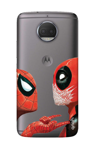 Sup Deadpool Motorola Moto G5S Plus Cases & Covers Online
