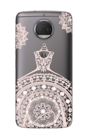 Bling Wedding Gown Motorola Moto G5S Plus Cases & Covers Online