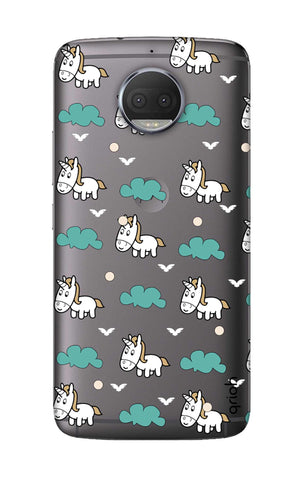 Unicorn In The Clouds Motorola Moto G5S Plus Cases & Covers Online