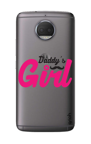 Daddy's Girl Motorola Moto G5S Plus Cases & Covers Online