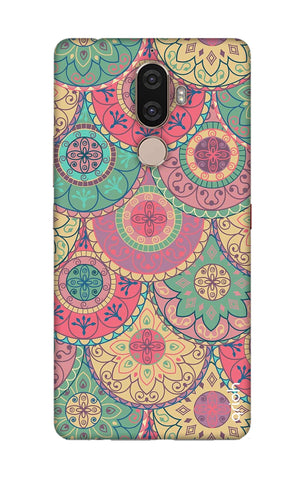 Colorful Mandala Lenovo K8 Note Cases & Covers Online