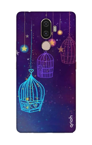 Cage In The Dark Lenovo K8 Note Cases & Covers Online