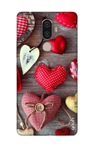 Be Mine Lenovo K8 Note Cases & Covers Online
