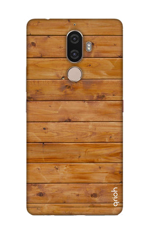Natural Wood Lenovo K8 Note Cases & Covers Online