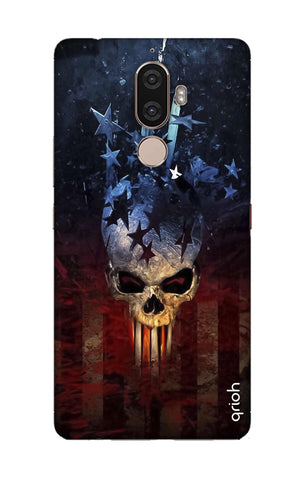 Star Skull Lenovo K8 Note Cases & Covers Online