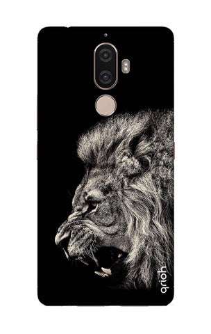Lion King Lenovo K8 Note Cases & Covers Online
