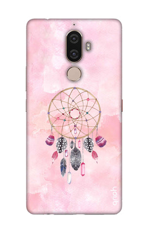 Pink Dreamcatcher Lenovo K8 Note Cases & Covers Online