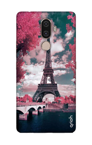When In Paris Lenovo K8 Note Cases & Covers Online