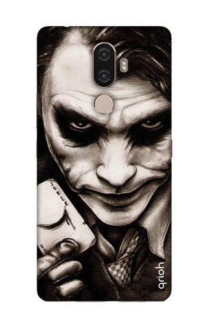 Why So Serious Lenovo K8 Note Cases & Covers Online