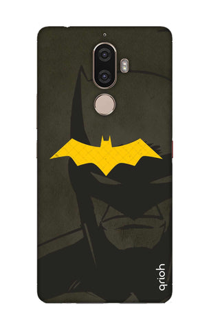 Batman Mystery Lenovo K8 Note Cases & Covers Online