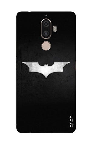 Grunge Dark Knight Lenovo K8 Note Cases & Covers Online
