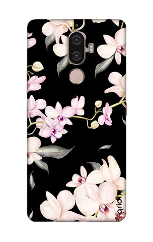 Seamless Flowers Lenovo K8 Note Cases & Covers Online