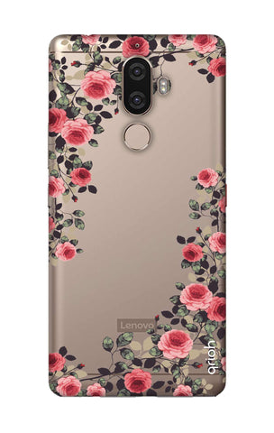 Floral French Lenovo K8 Note Cases & Covers Online