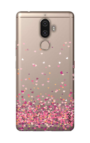 Cluster Of Hearts Lenovo K8 Note Cases & Covers Online