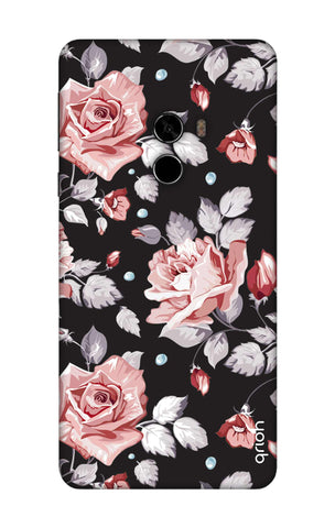 Shabby Chic Floral Xioami Mi Mix 2 Cases & Covers Online