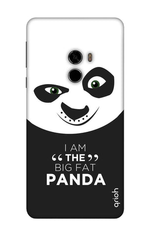 Big Fat Panda Xioami Mi Mix 2 Cases & Covers Online