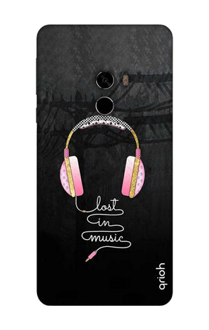 Lost In Music Xioami Mi Mix 2 Cases & Covers Online