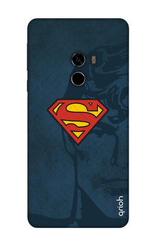 Wild Blue Superman Xioami Mi Mix 2 Cases & Covers Online