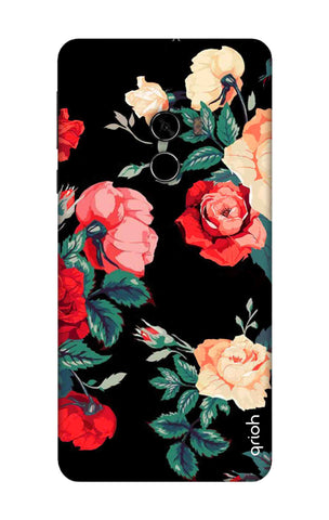 Floral Pattern Xioami Mi Mix 2 Cases & Covers Online