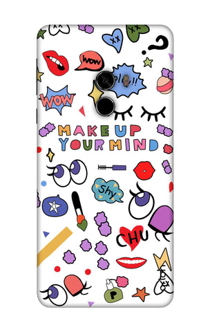 Makeup Your Mind Xioami Mi Mix 2 Cases & Covers Online