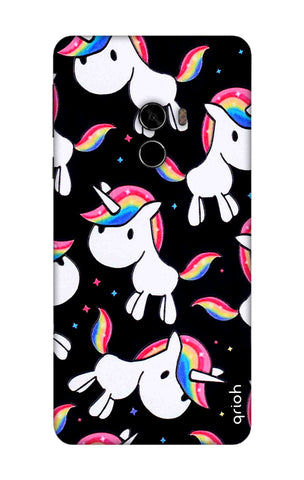 Colourful Unicorn Xioami Mi Mix 2 Cases & Covers Online