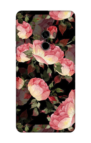 Watercolor Roses Xioami Mi Mix 2 Cases & Covers Online