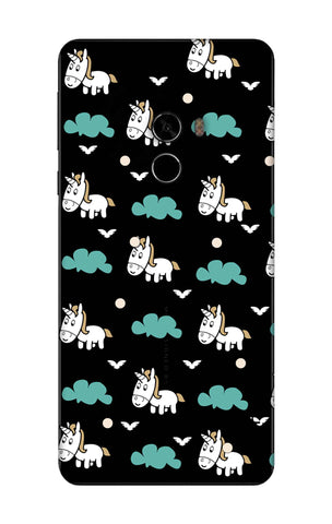 Unicorn In The Clouds Xioami Mi Mix 2 Cases & Covers Online