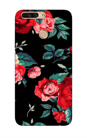 Wild Flowers Honor 8 pro Cases & Covers Online