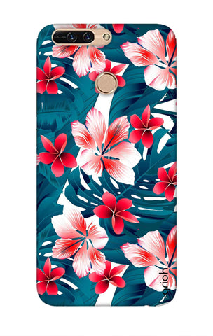Floral Jungle Honor 8 pro Cases & Covers Online