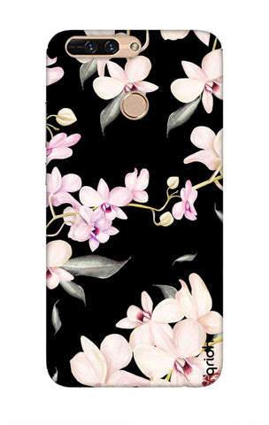 Seamless Flowers Honor 8 pro Cases & Covers Online