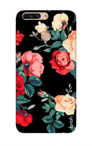 Floral Pattern Honor 8 pro Cases & Covers Online