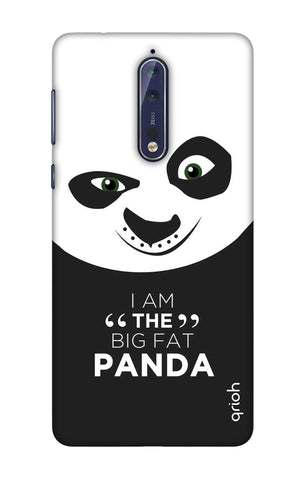 Big Fat Panda Nokia 8 Cases & Covers Online